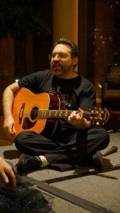 Jeff Mach - event creator, writer, promoter.